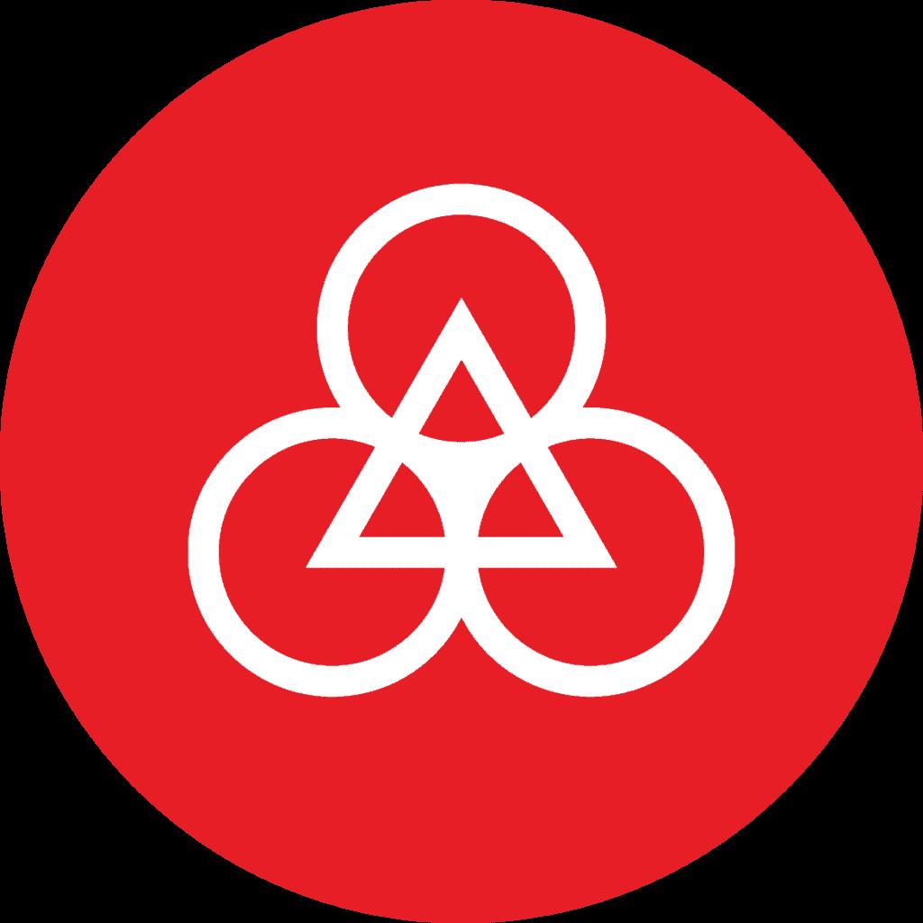 DK Photo Icon Logo Red